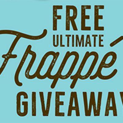 DQ: Free Oreo Frappe - Sept 6th 2-5PM