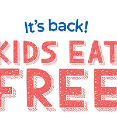 IHOP: Kid's Eat Free W/ Adult Purchase