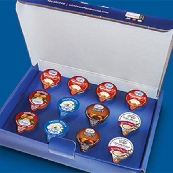 Free International Delight Sample Kit