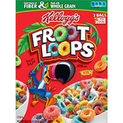 Kellogg's Froot Loops Coupon
