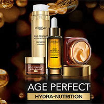 Free L'Oreal Age Perfect Hyrda-Nutrition Samples