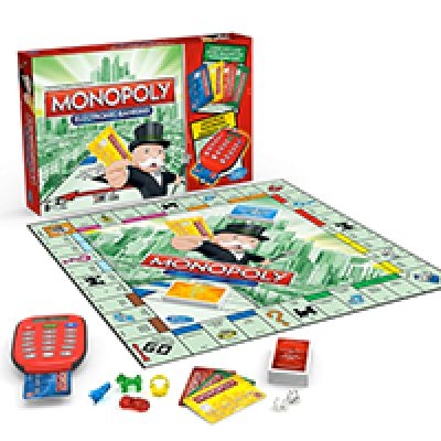 Monopoly Electronic Banking Game Just $12.00 + Prime