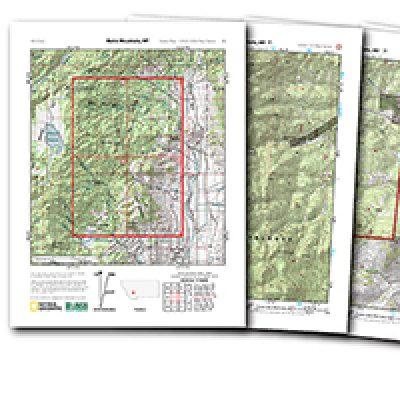 Free Printable USGS Topo Maps