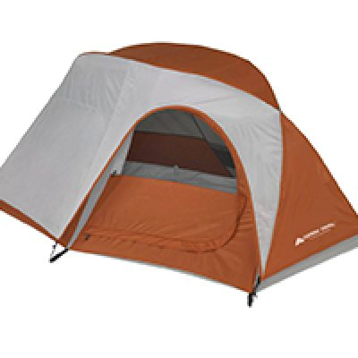 Ozark Trail 1-Person Backpacking Tent Just $19.00 + Free Pickup