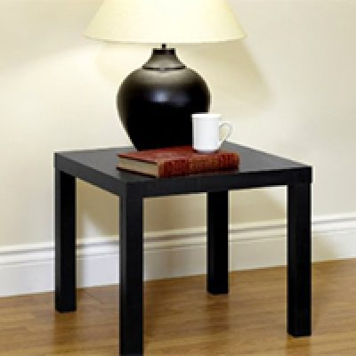 Parsons Modern End Table Only $10.00 + Prime