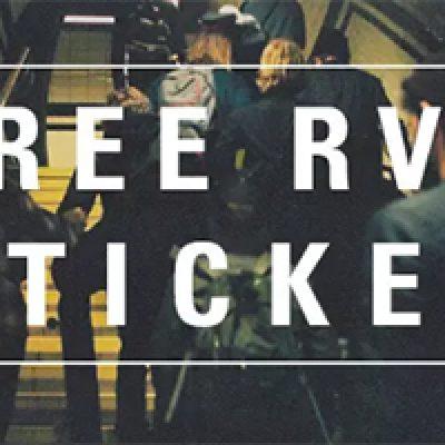Free RVCA Stickers