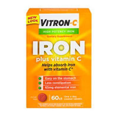 Vitron-C Supplement Coupon