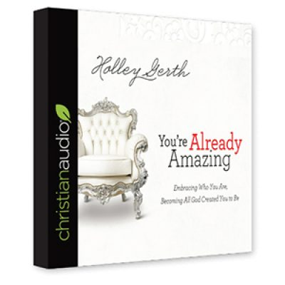 Free 'You're Amazing Already' Audiobook