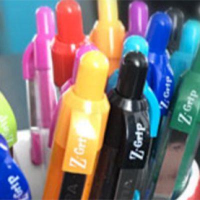 Free Z-Grip Ballpoint Pen