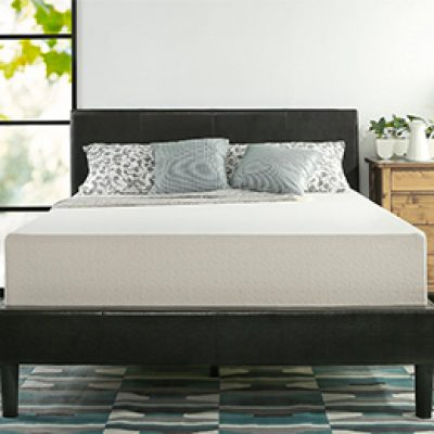 Zinus 12-Inch Memory Foam Mattress, Full Only $159.99 (Reg $239) + Prime