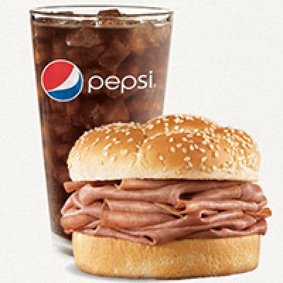 Arby's: Free Roast Beef Classic W/ Drink Purchase