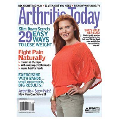 Free Arthritis Today Magazine Subscription