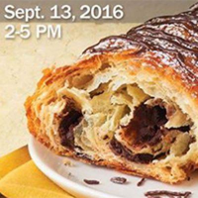 Au Bon Pain: Free Mini Chocolate Croissant - Sept 13th