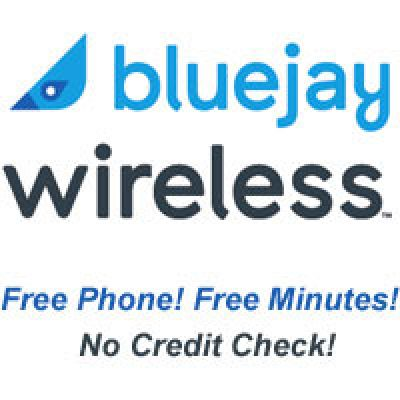 Blue Jay Wireless: Free Cell Phone & Minutes - Select States