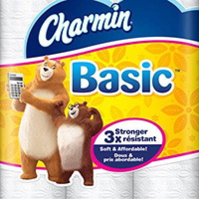 Charmin Basic Tissues Coupon