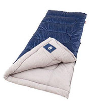 Coleman Brazos Sleeping Bag Just $15.57 + Prime