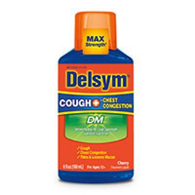 Delsym Cough Relief Coupon