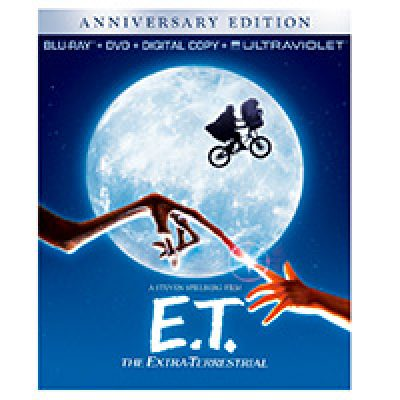 Amazon: E.T. DVD or Blu-ray Just $6.99 + Prime