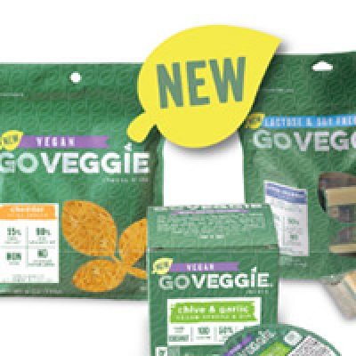 Free Go Veggie Cheese Product W/ Coupon