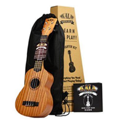 Kala Learn To Play Ukulele Starter Kit Just $59.99 (Reg $84.99) + Prime