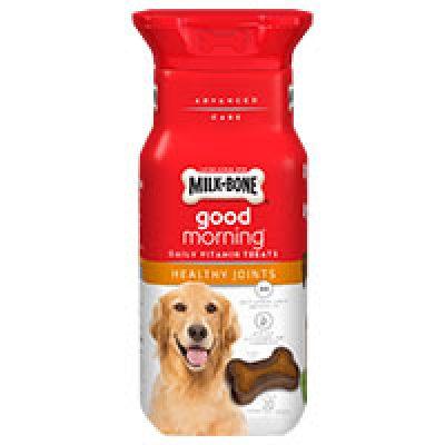Milk Bone Good Morning Dog Treat Coupon