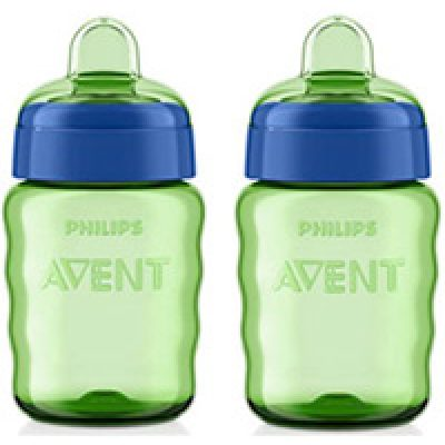Philips Avent My Easy Sippy Spout Cup 2-Pack As Low As $4.98 + Free Pickup