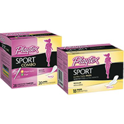 Free Playtex Sport Samples