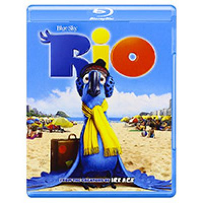 Rio Blu-Ray Only $5.04 + Prime