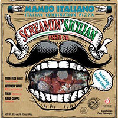 Screamin Sicilian Frozen Pizza Coupon