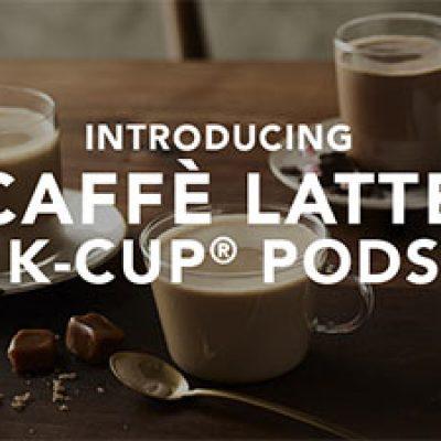 Free Starbucks Caffe Latte K-Cups Samples