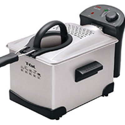 Amazon: T-fal Immersion Deep Fryer Only $30.99 + Prime
