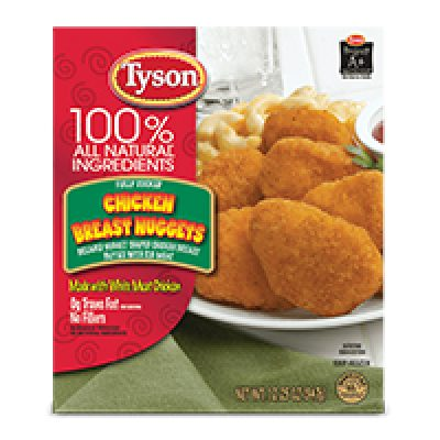Tyson Nuggets Coupon
