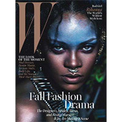 Free W Magazine Subscription