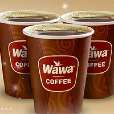 Wawa: Free Coffee - 9/29 Only