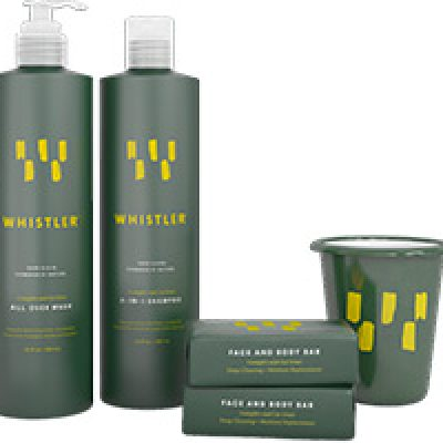 Free Whistler Travel-Size Kit