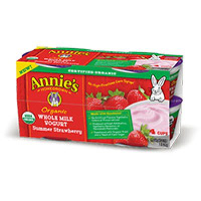 Annie's Organic Yogurt Coupon