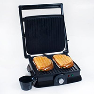 Chef Buddy Grill and Panini Press Just $16.49 + Prime