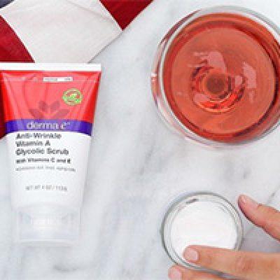 Free Derma-E Anti-Wrinkle Scrub Samples