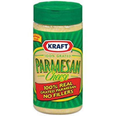 Kraft Parmesan Cheese Coupon