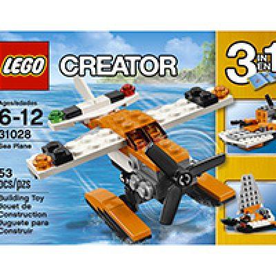 Amazon Prime: LEGO Creator Sea Plane Just $3.99 As Add-On