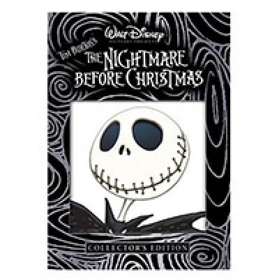 The Nightmare Before Christmas DVD Just $7.99 + Prime
