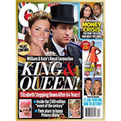 Free Digital OK! Magazine Subscription