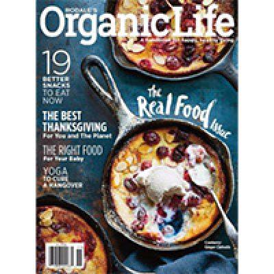 Free Rodale's Organic Life Magazine