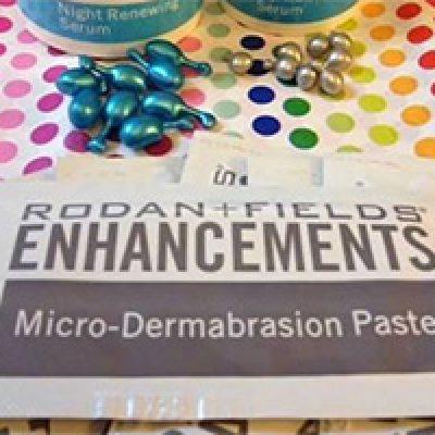 Free Rodan + Fields Mini Facial
