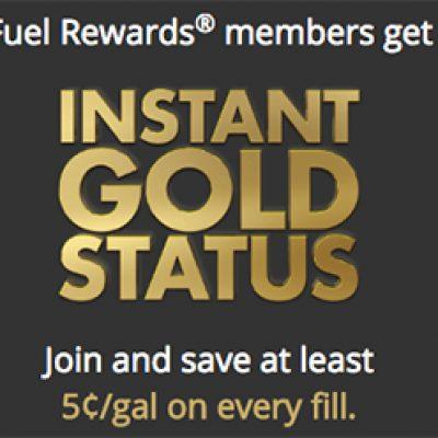 Shell Oil Fuel Rewards