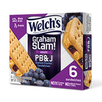 Welch's Graham Slam Coupon