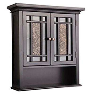 Elegant Home Fashions Whitney Wall Cabinet Only $63.00 + Free Shipping