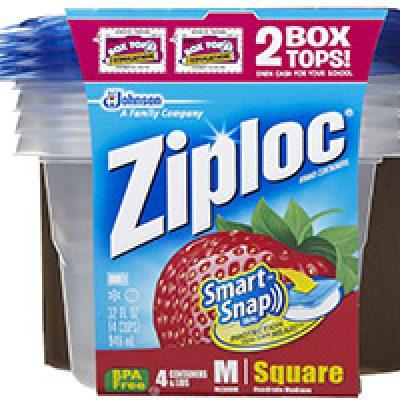 Ziploc Coupons