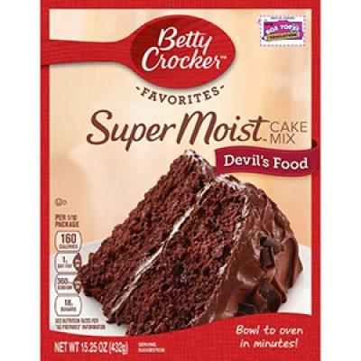 Betty Crocker Baking Mix Coupon