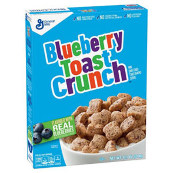 Toast Crunch Cereal Coupon